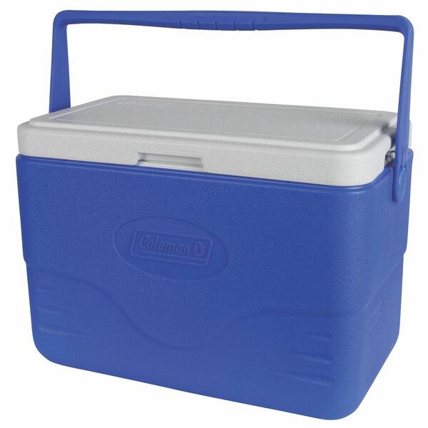 28 Qt. Bail Handle Cooler by Coleman