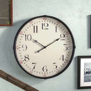 Review 28 Wall Clock by Trent Austin Design