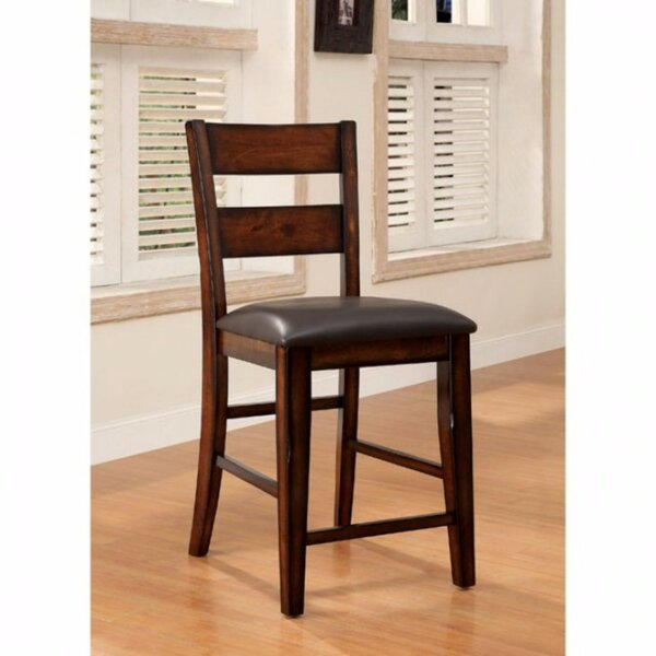 RJ Solid Wood Dining Chair (Set of 2) by Red Barrel Studio