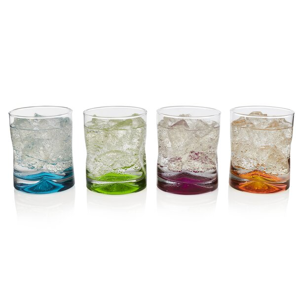 Impressions 12 oz. Glass Every Day Glasses (Set of 4) by Libbey