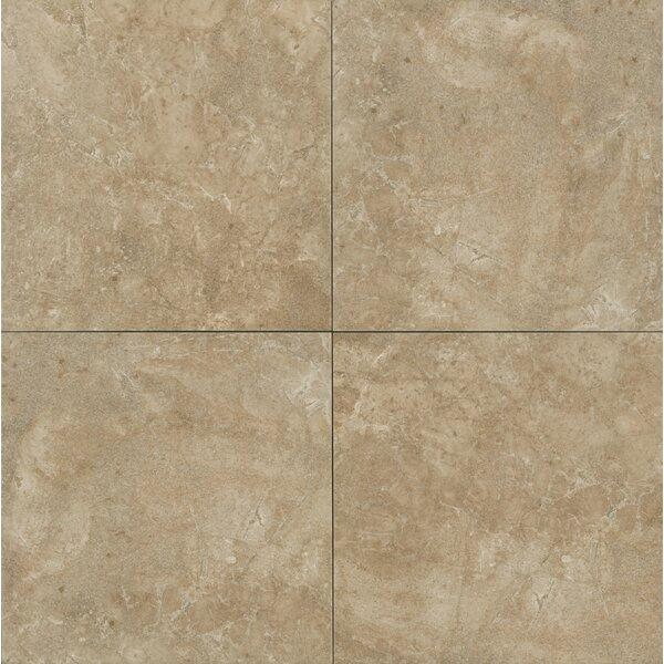 Porter 13 x 13 Porcelain Wood Look Tile in Basalt by Itona Tile