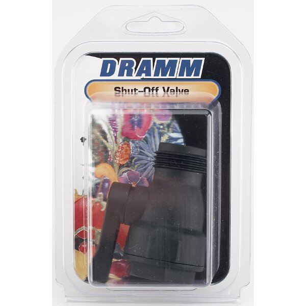 Heavy Duty Plastic Valve by Dramm
