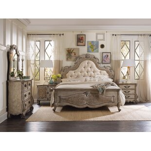 Captivating Chatelet Panel Configurable Bedroom Set. By Hooker Furniture