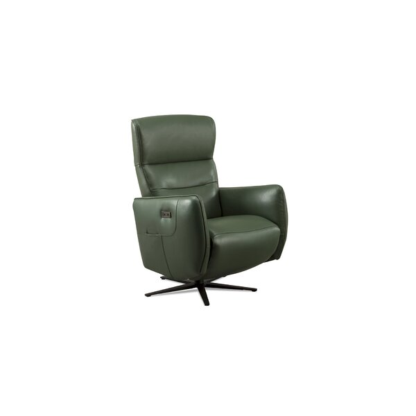 Etude Swivel 22 Armchair by Orren Ellis Orren Ellis