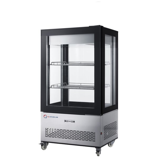 Commercial Beverage Display 12.4 cu. ft. All-Refrigerator by EQ Kitchen Line