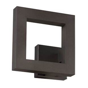 Comparison Window LED Outdoor Sconce By Modern Forms