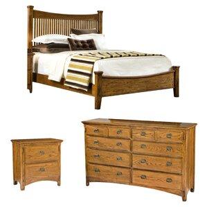 Pasilla Configurable Bedroom Set by Imagio Home by Intercon