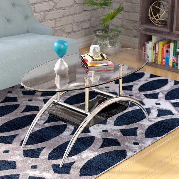 Heflin Coffee Table by Wrought Studio