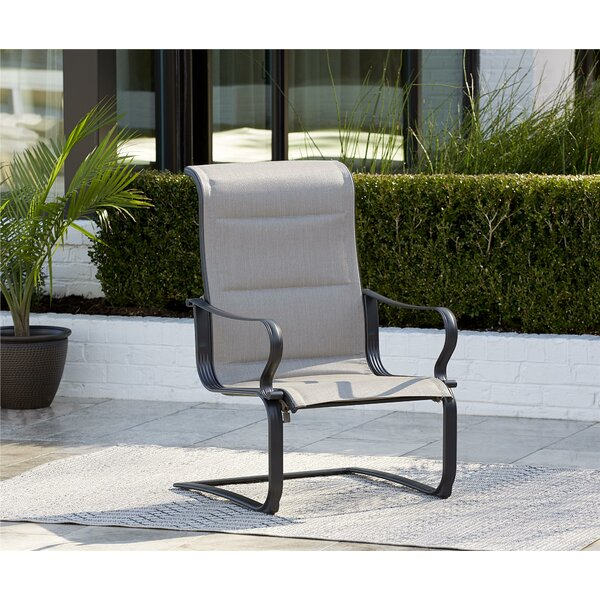 Coyle Tool-Free Patio Chair (Set of 2) by Red Barrel Studio