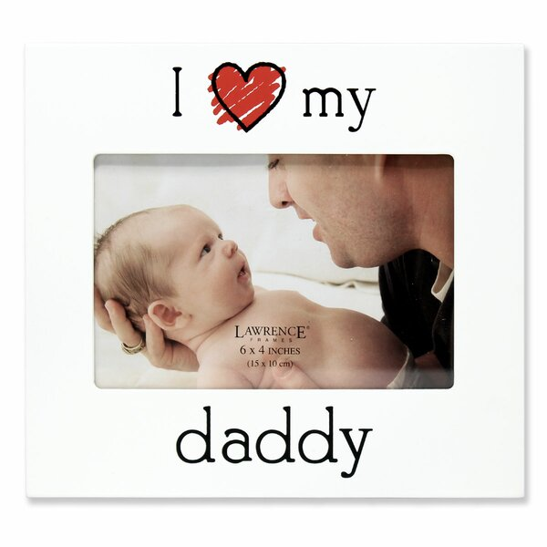 Gaskins I Love My Daddy Picture Frame by Zoomie Kids