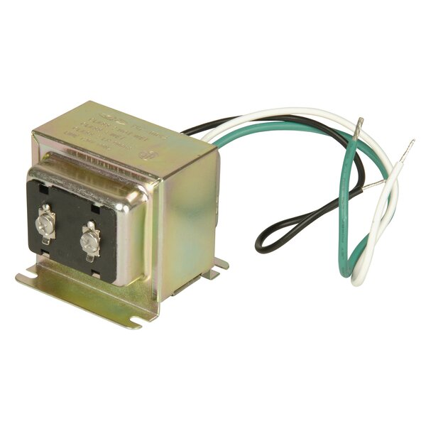 Door Bell Transformer with 30 Watts for Multiple Chime Applications by Darby Home Co