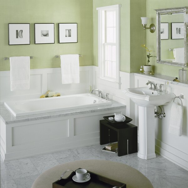 Devonshire 60 x 32 Whirlpool Bathtub by Kohler