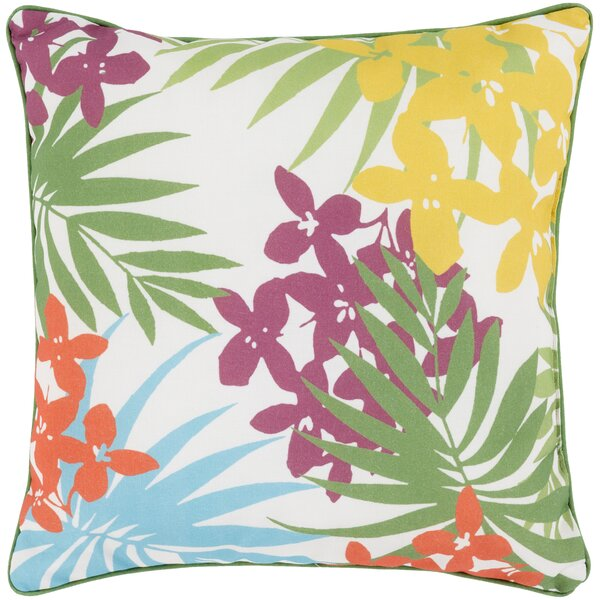 Balamos Indoor/Outdoor Throw Pillow by Bay Isle Home