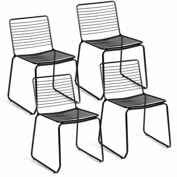 Flintridge Dining Chair (Set of 4) by Ebern Designs