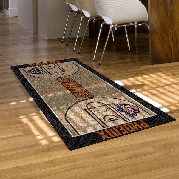NBA - Phoenix Suns NBA Court Runner Doormat by FANMATS
