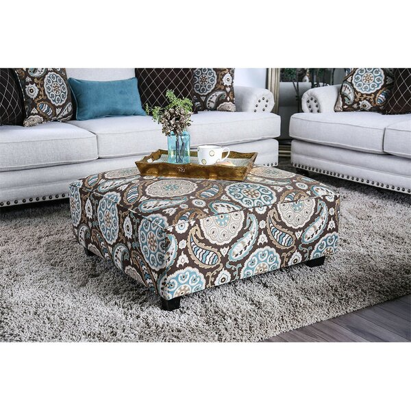 Mead Ottoman by Canora Grey