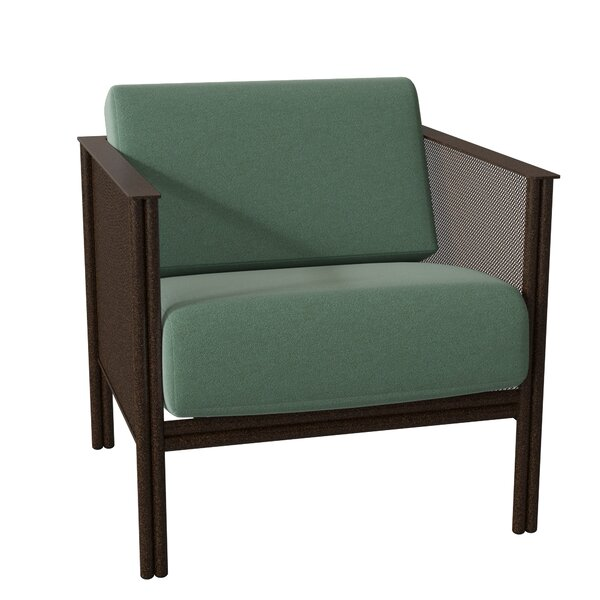 Jax Patio Chair with Cushions by Woodard