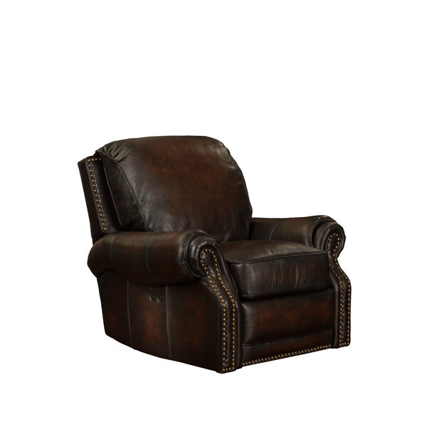 Timmie Power Recliner by Canora Grey