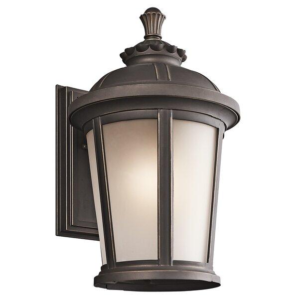Ralston 1-Light Outdoor Wall Lantern by Kichler