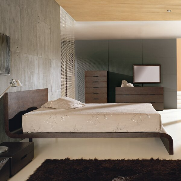 Platform Bed by Hokku Designs