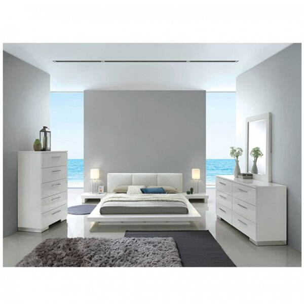 Gibbon Platform Configurable Bedroom Set by Orren Ellis