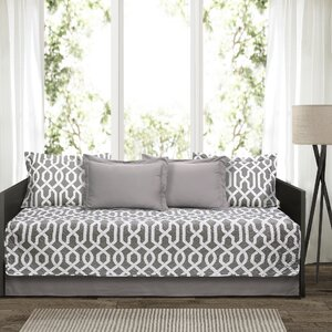 Brandon 6 Piece Daybed Cover Set