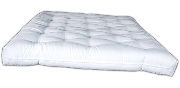 Geil Cotton 6 Foam Core Couch Futon Mattress by Alwyn Home