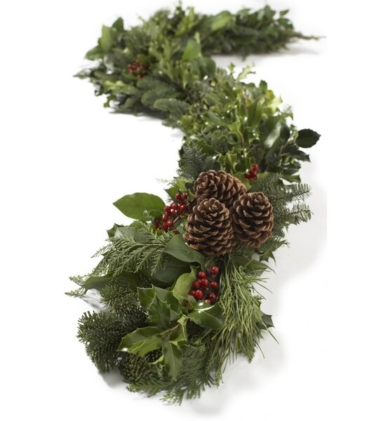 Holly Garland by The Holiday Aisle