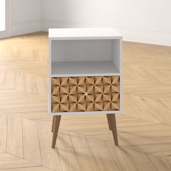 Hayward 1 Drawer Nightstand By Foundstone