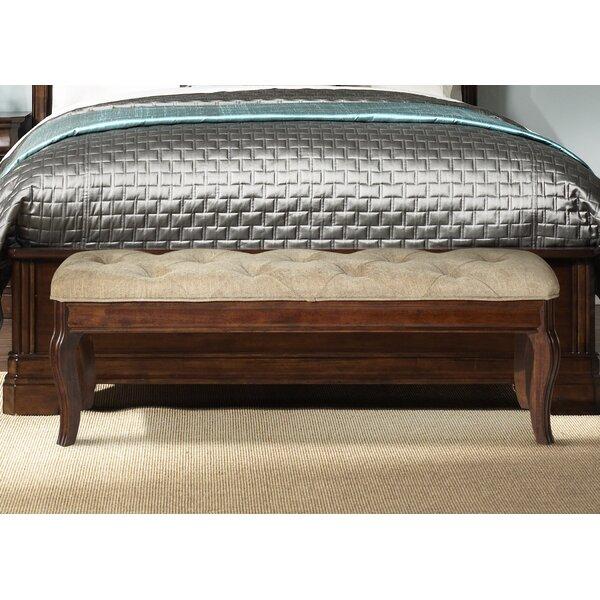 Johnston Fabric Storage Bench by Birch Lane™