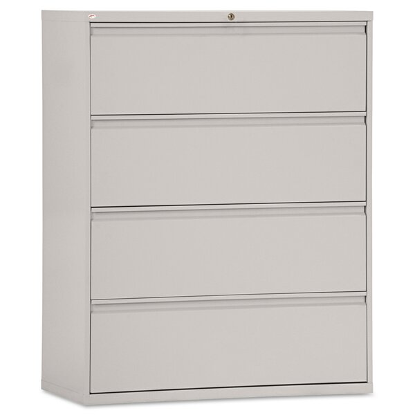 4-Drawer Lateral Filing Cabinet by Alera®