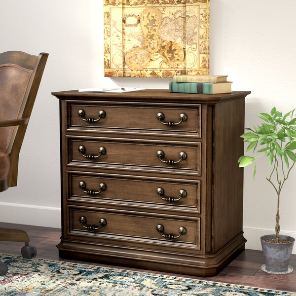 Passabe 2-Drawer Lateral File by August Grove