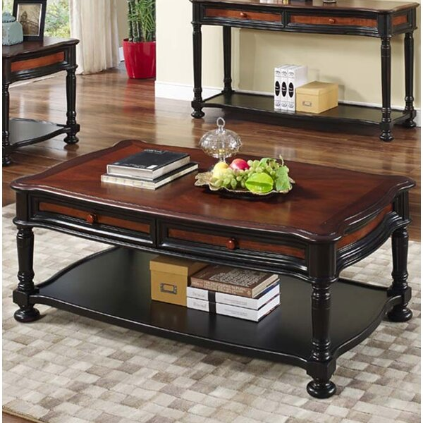 Denice Coffee Table by Canora Grey Canora Grey