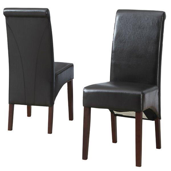 Avalon Parsons Chair (Set of 2) by Simpli Home