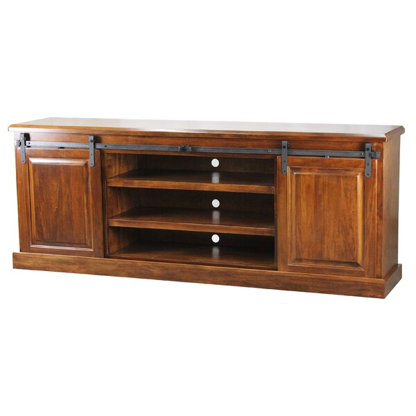 Cricklade Solid Wood TV Stand For TVs Up To 88