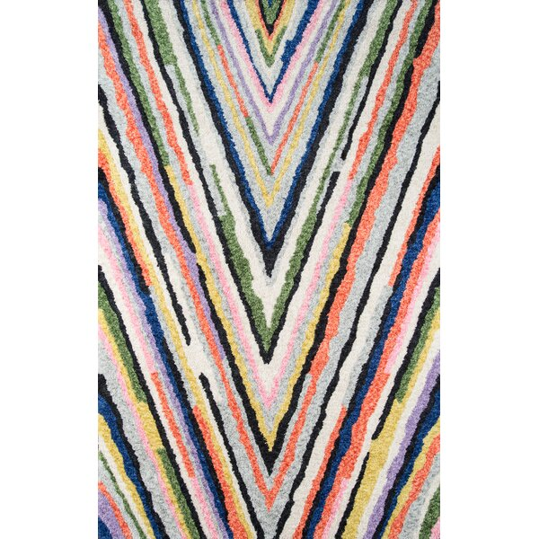 Notch Area Rug by Novogratz