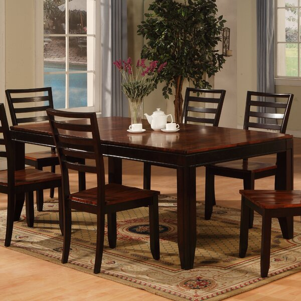 Extendable Dining Table by Wildon Home®