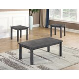 Rushville 3 Piece Coffee Table Set by Gracie Oaks