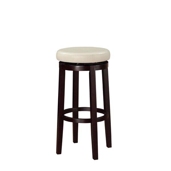 Claverley 29 Swivel Bar Stool by Red Barrel Studio| @ $183.99