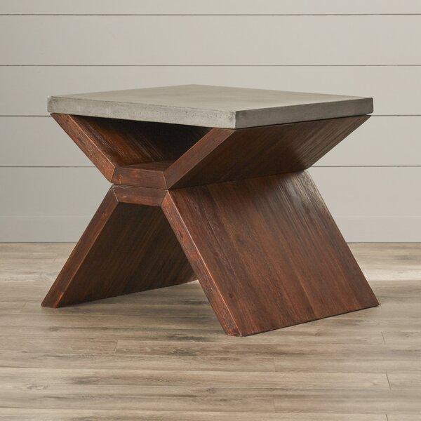 Balch End Table by Williston Forge