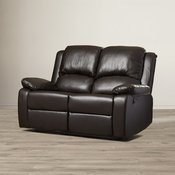 Best Range Of Betz Reclining Loveseat by Red Barrel Studio by Red Barrel Studio