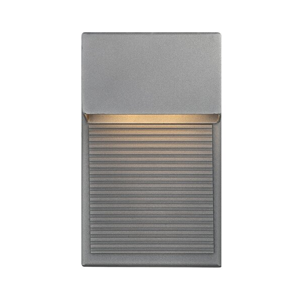 Hiline 2-Light LED Outdoor Flush Mount by Modern Forms