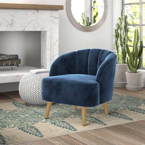 Javion Barrel Chair by Mistana