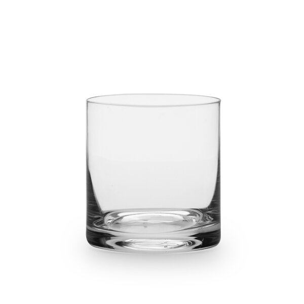 Churchwell DOF 15 oz. Glass Every Day Glass (Set of 6) by Orren Ellis