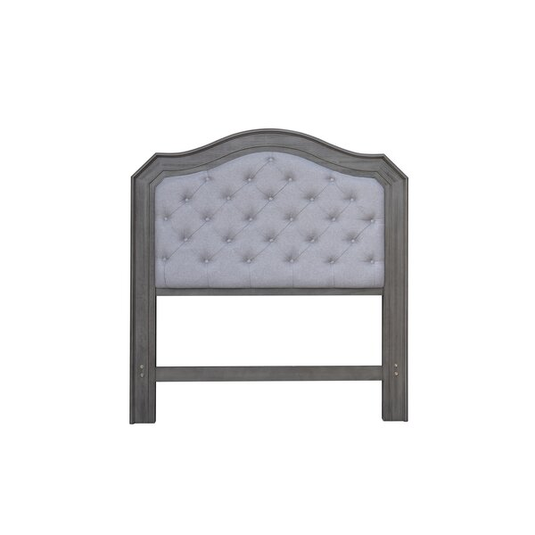 Savell Upholstered Panel Headboard by House of Hampton