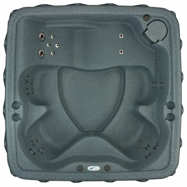 Elite 500 5-Person 29-Jet Plug and Play Spa with Ozonator and LED Waterfall by AquaRest Spas