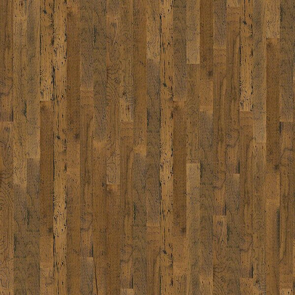 Melrose Hickory 5 Engineered Hickory Hardwood Flooring in Corinth by Wildon Home ®
