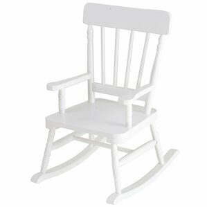 simply classic kids rocking chair