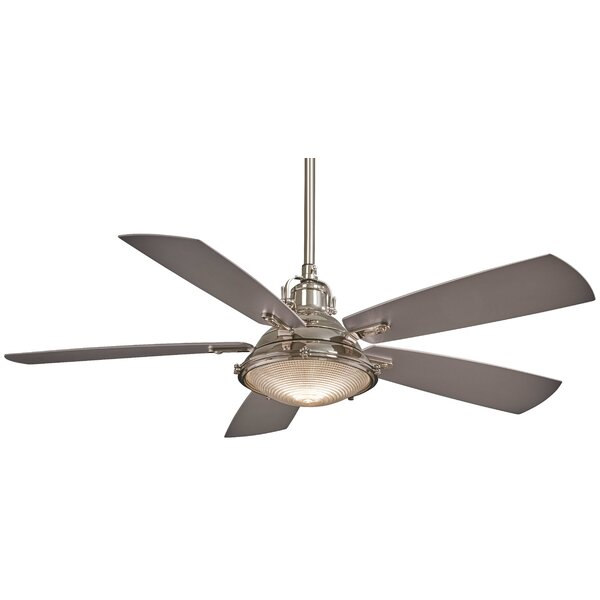 56 Groton 5 Blade LED Ceiling Fan by Minka Aire