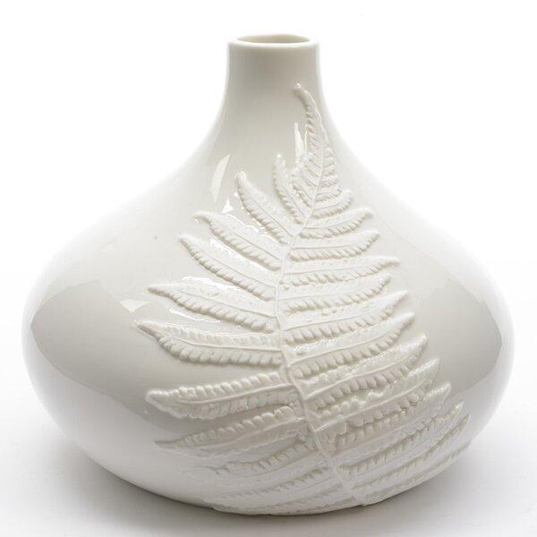 Botanic Beauty Porcelain Flower Vase by Northlight Seasonal